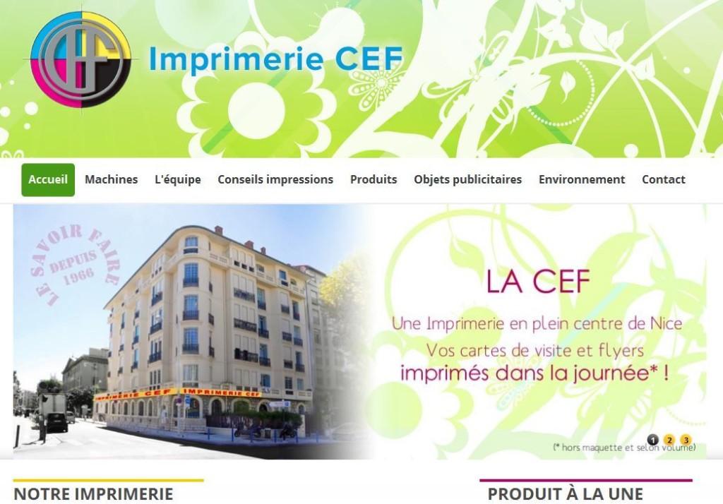 Accueil CEF