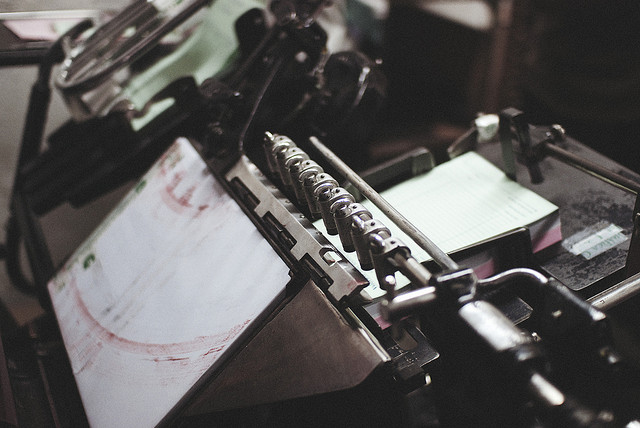 Imprimante offset